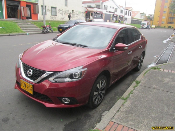 Nissan Sentra Exclusiva