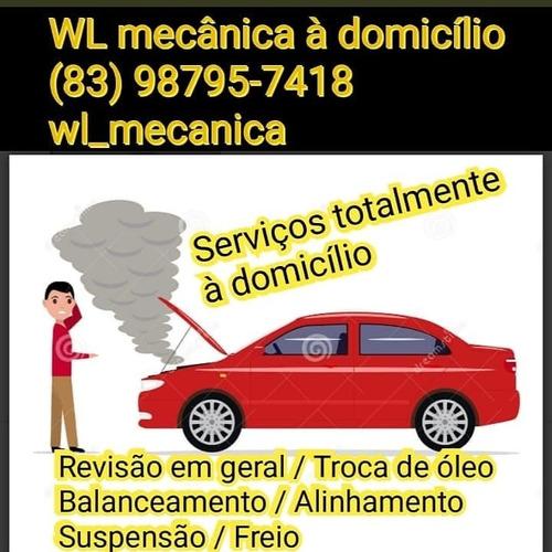 Mecânica À Domicílio