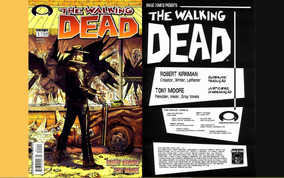 The Walking Dead - Hq Dig - Todas As Edições!!!