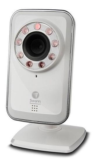 Swann Camara De Seguridad Con Wifi Y Microfono Grabar