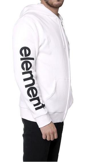 Campera Element Sendai Zip Hood Original