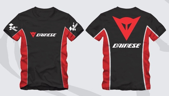 Camiseta Dainese Motogp 2017 Lançamento