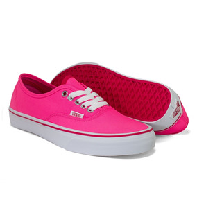 4df064519ab Tenis Vans Rosa Pink Neon - Tênis no Mercado Livre Brasil