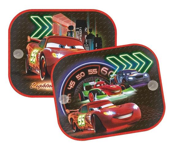 Redutor De Claridade Duplo - Vermelho - Disney Cars - Giroto