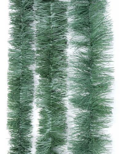 Guirnalda Navidad Verde Pino 7,5 Cm X 2 M #108