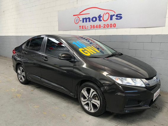Honda City 1.5 Lx Automático Gnv
