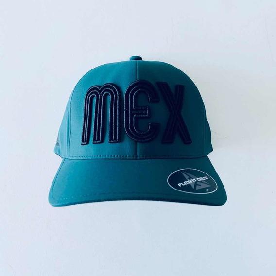 Gorra Mexico Mex Verde