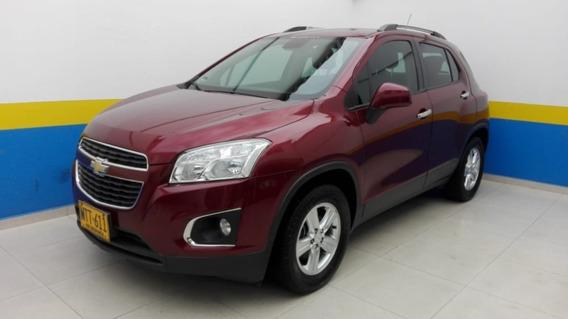 Hermosa Chevrolet Tracker Ls M/t Mod 2014 Financiacion 100%