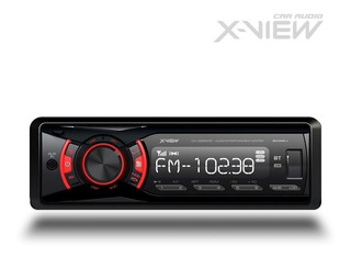 Autoestereo Stereo X-view Bluetooth Mp3 Usb 45w Aux Ca1000rx
