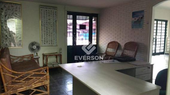 Casa Comercial À Venda, Centro, Rio Claro. - Ca0815