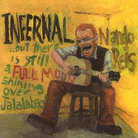 Cd-nando Reis- Infernal (2001)