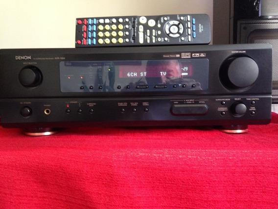 Receiver Denon Avr-1604 Dts-es 6.1 E Dolby Digital