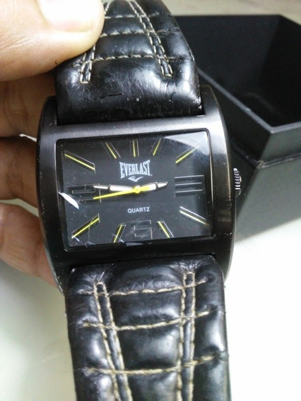 Relógio Everlast Black