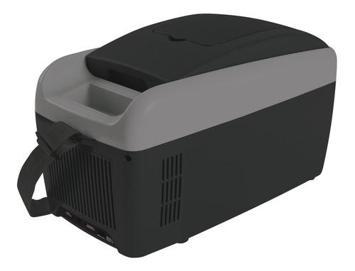 Mini Geladeira Para Carro 6l 12v Bdc6l-la Black+decker