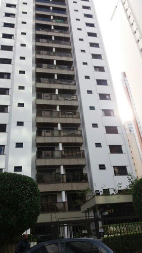 Imagem 1 de 14 de Apartamento Residencial À Venda, Tatuapé, São Paulo - Ap2701. - Ap2701