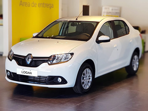 Renault Logan Authentique Plus 2019 0km Contado Auto Usado