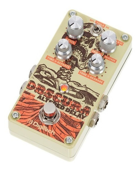 Pedal Digitech Obscura Altered Delay   Analog Tape