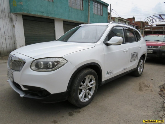 Brilliance V5 Mt 1500