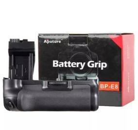 Baterry Grip Aputure Bp-e8 P/canon T4i/t3i/t2i/700d/650d