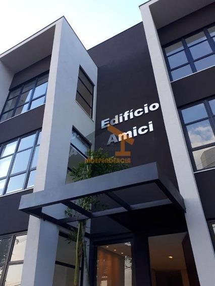 Sala Comercial À Venda No Edifício Amici, Morrão Da Força, Itatiba/sp - Sa0014