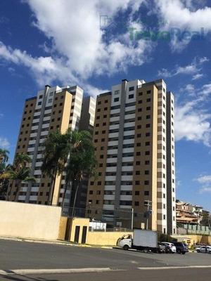Apartamento Com 3 Dormitórios À Venda, 92 M² Por R$ 630.000 - Condomínio Residencial Chiari - Valinhos/sp - Ap0826