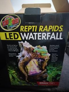Waterfall Zoo Med Cascada Reptil