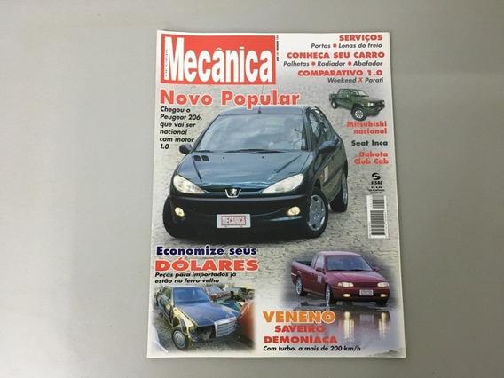 Revista Oficina Mecânica N.o 151 - Abril 1999