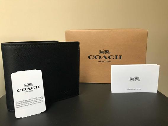 Billeteras Coach 100% Original