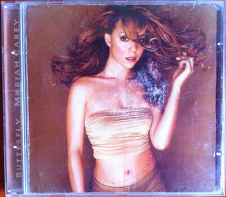 Mariah Carey. Butterfly. Cd Original, Usado