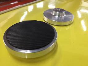 Pedal Billet ( Par ) Universal Hot F100 Pickups V8 Freio+emb