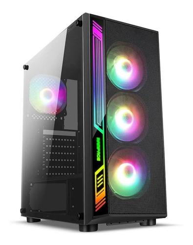 Pc Gamer A8 9600 3.4ghz 10 Núcleos Ddr4 8gb Ssd R7 4k Novo!