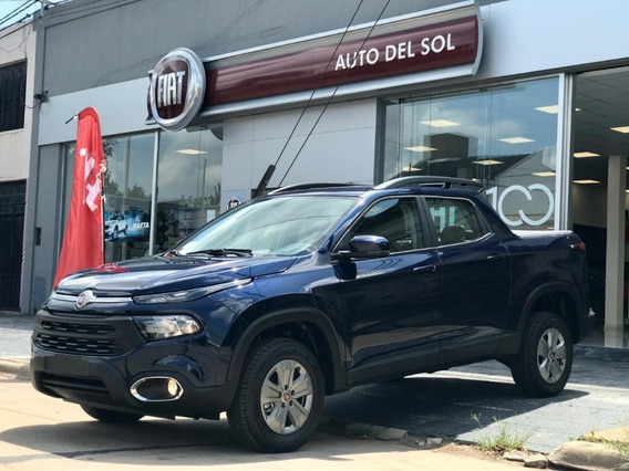 Fiat Toro 1.8 Freedom 4x2 At 2020 / 0km Financio 0km C0xx