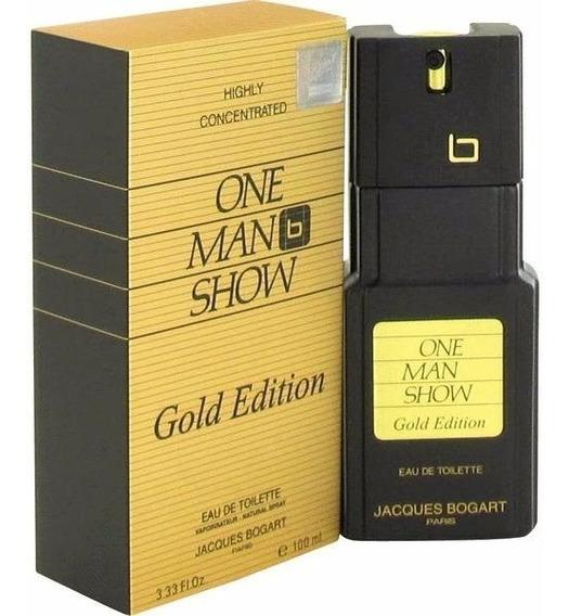 Perfume One Man Show Gold Edition 100 Ml - Selo Adipec