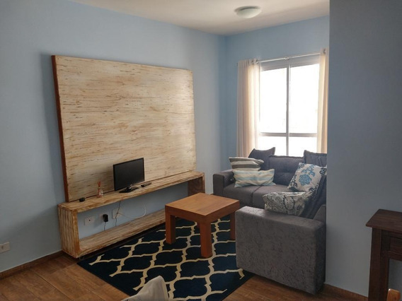 Apartamento Em Jardim Elisabeth, Campos Do Jordão/sp De 63m² 2 Quartos À Venda Por R$ 225.000,00 - Ap434818