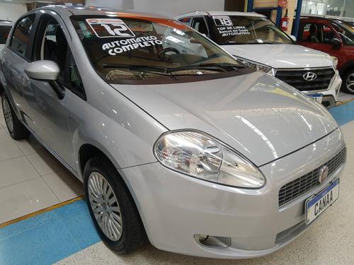 Fiat Punto 1.8 Essence 16v Flex 4p Automatizado