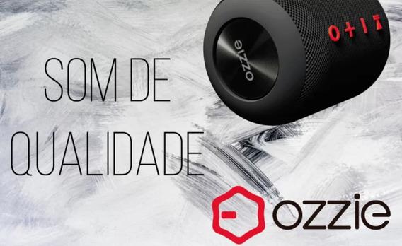 Caixa De Som Ozzie X9 Portátil Bluetooth Subwoofer