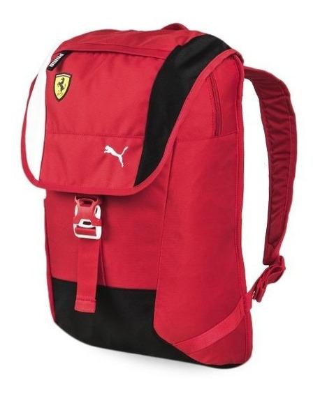 Mochila Scuderia Ferrari Fanwear