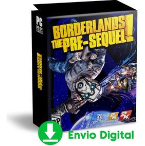 Borderlands Pc The Pre-sequel 6 Dlc