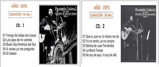 Facundo Cabral/ Cd / Album Doble
