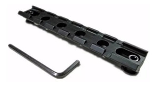 Trilho Picatinny 20mm Mount Handguard Aeg M4 M16 - Paintball