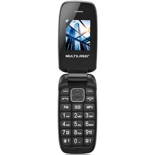 Celular Multilaser Flip Up Dual Chip, Câmera, Mp3 P9022