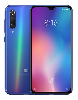 Xiaomi Mi 9 Se 64gb Lacrado Global Original + Capa - Azul