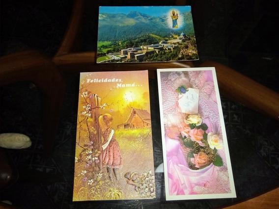 Lote De Postales Antiguas