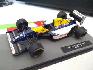 Miniatura F1 Williams Fw15c 1993 Alain Prost 1/43 Campeão