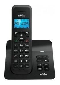 Teléfono Inalámbrico Luna1225 Binatone Color Negro