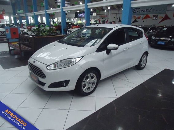 Ford New Fiesta 1.6 Se Hatch 4p Flex Automático