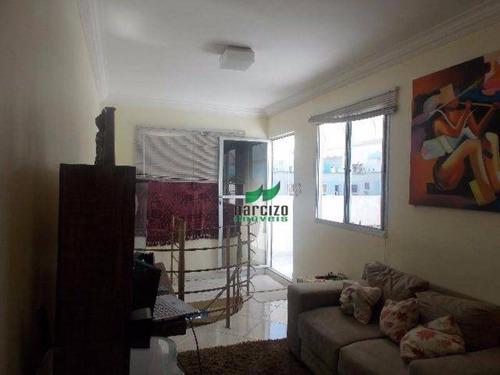 Cobertura Residencial À Venda, Centro, Lauro De Freitas - Co0030. - Co0030