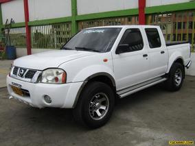 Nissan Frontier Ax 3.0 Tdi 4x4 F.e