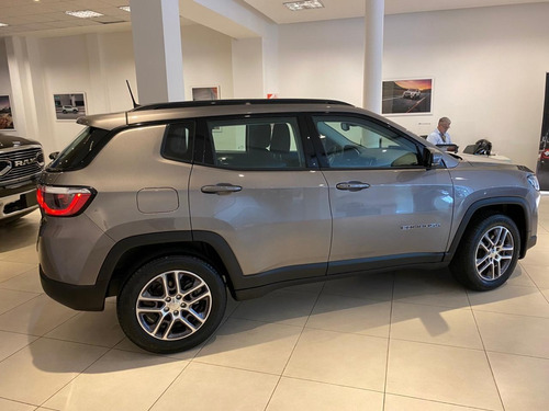 Jeep Compass Sport At6 A Tasa 0% Interes