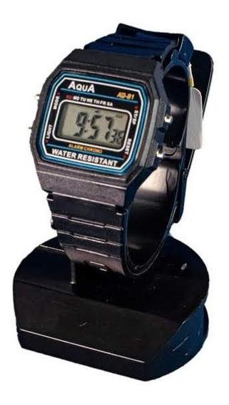 Relógio Do Presidente Bolsonaro Aqua Aq-81 Prova D´agua